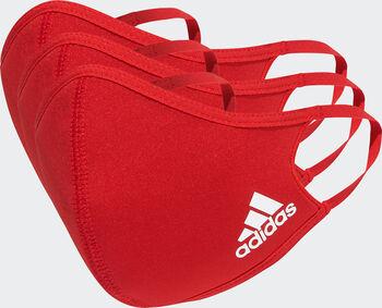adidas Mascarilla deportiva - TALLA M/L (PACK DE 3)