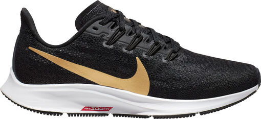 Nike - Zapatilla WMNS NIKE AIR ZOOM PEGASUS 36 - Mujer - Zapatillas Running - Negro - 38?