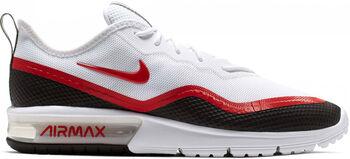 Nike Zapatillas  Air Max Sequent 4.5 SE hombre Blanco