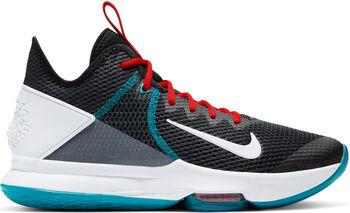 Nike Zapatillas de baloncesto LEBRON WITNESS IV hombre Negro