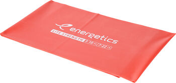 ENERGETICS Banda fitness 1.0 175 CM  Rojo