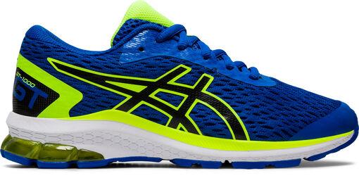 Asics - Zapatilla GT-1000 9 GS - Unisex - Zapatillas Running - Azul - 36