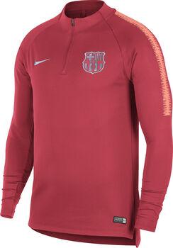 Nike Camiseta manga larga Dry FC Barcelona Hombre Rosa