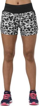 Asics Pantalones cortos estampados de 3.5 pulgadas mujer