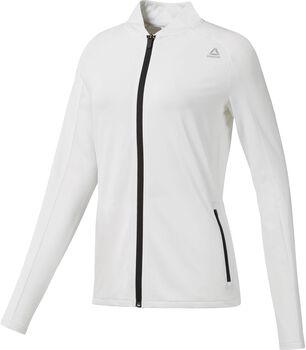 Reebok Speedwick Track Jacket Mujer Blanco