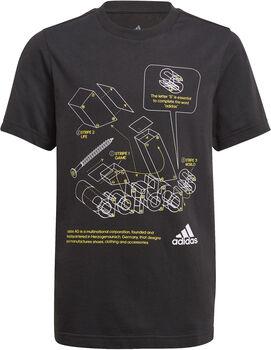 adidas Camiseta manga corta TECH BOS B niño