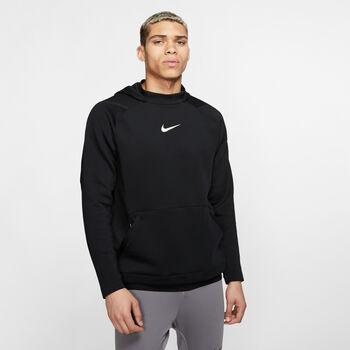 Nike SudaderaNK HD PO FLC NPC hombre Negro