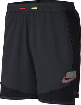 Nike Short M NK WILD RUN SHORT 7 BRIEF hombre Negro