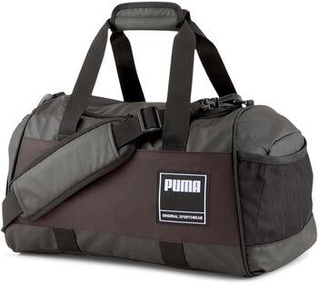 Puma Bolsa Deporte Gym Duffle Pequeña Negro