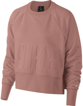 Nike Cropped Training Top mujer