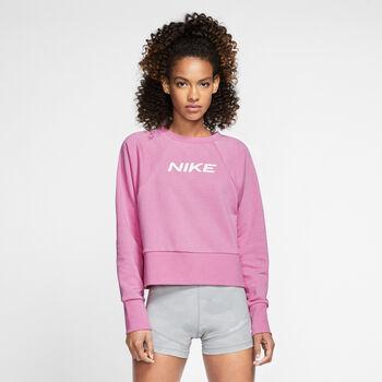 Nike Sudadera Dri-FIT Get Fit mujer Rosa