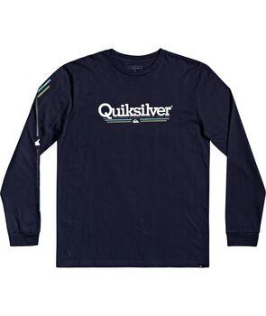 Quiksilver Camiseta Manga Larga Tropical Lines hombre
