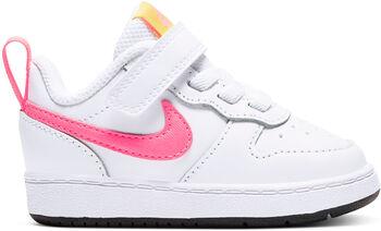 Nike Zapatilla COURT BOROUGH LOW 2 (TD) Blanco