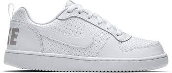 Nike Court Borough Low (GS) Niño Blanco