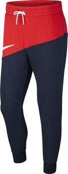 Nike PantalonNSW SWOOSH PANT FT hombre Rojo
