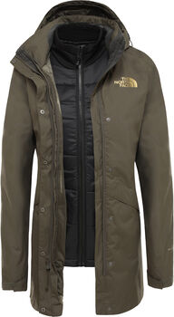 The North Face ChaquetaARASHI II TRICLIMATE JACKET mujer Marrón