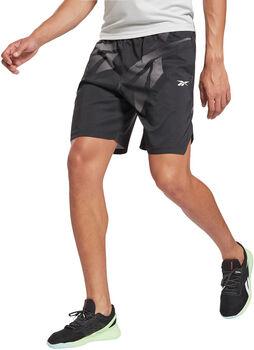 Reebok Pantalón Corto Workout All Over Print hombre