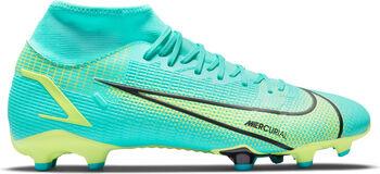 Botas de fútbol Nike Mercurial Superfly 8 Azul