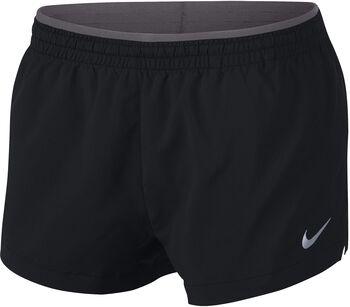 Pantalones cortos Running Nike Elevate de 3 pulgadas mujer Negro