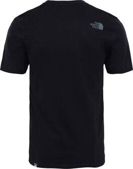 Camiseta de manga corta Easy para hombre