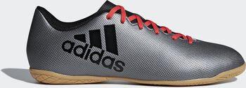 Botas fútbol sala adidas X Tango 17.4 IN Gris