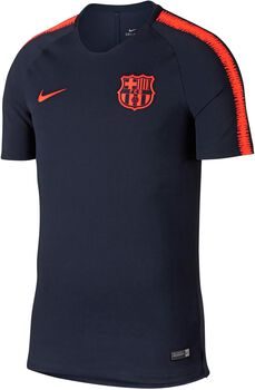 Camiseta fútbol FC Barcelona Nike Brt Sqd Top SS hombre Azul
