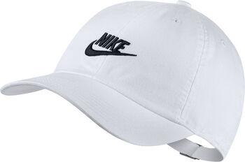 Nike y nk h86 cap futura Blanco