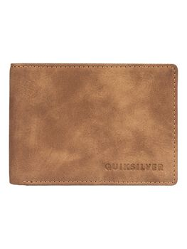 Quiksilver Slim Vintage - Cartera de Doble Hoja para Hombre
