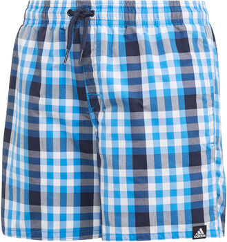 ADIDAS Check Swim Shorts Niño
