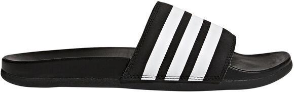 Chancla Adilette Cloudfoam Plus Stripes
