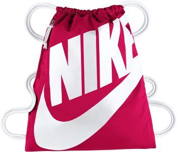 Saco Nike Heritage Gymsack Rosa