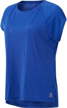 Reebok Camiseta Burnout mujer