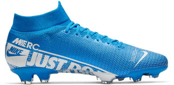 Nike Bota SUPERFLY 7 PRO FG hombre Gris