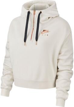 Nike Sportswear Air HZ Hoddie FLC Marrón