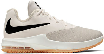 Zapatilla Nike Air Max Infuriate III Low hombre Negro