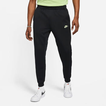 Joggers Nike Sportswear hombre Negro