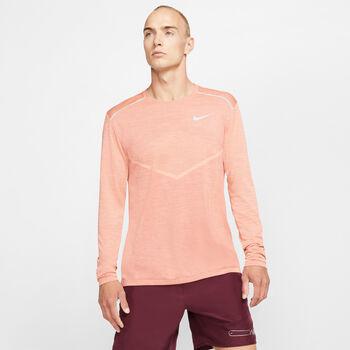 Nike Camiseta TechKnit Ultra hombre Naranja