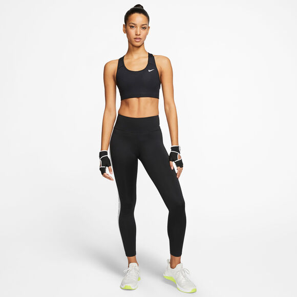 Sujetador deportivo de sujeción media Nike Swoosh
