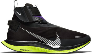 Nike Zapatilla ZOOM PEGASUS TURBO SHIELD WP hombre Negro