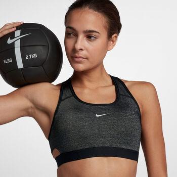 Nike Classic Sparkle Bra mujer Negro