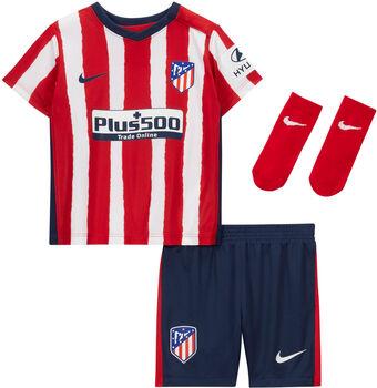 Nike Primera Equipación Atlético de Madrid bebé 2020/2021 niño Rojo
