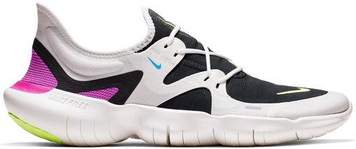 Nike - Free RN 5.0 - Hombre - Zapatillas Running - Blanco - 43