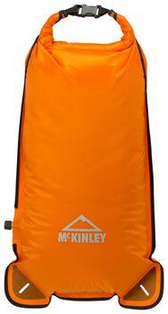McKINLEY COMPRESSION BAG WITH bolsa Naranja