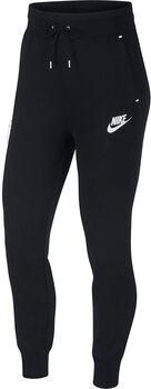 Nike W NSW TCH FLC PANT mujer Negro
