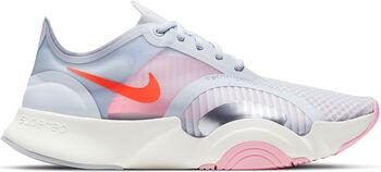 Zapatillas de fitness Nike SuperRep Go mujer Gris