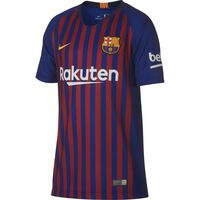 Nike camiseta de fútbol Nike Breathe FCB Stadium Home Niño