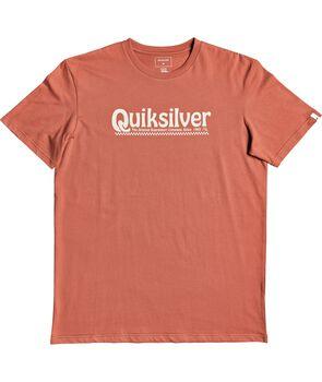 Quiksilver Camiseta Manga Corta New Slang hombre