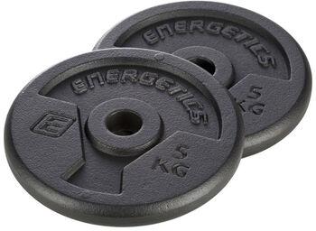 ENERGETICS Discos Fitness 0,5 kg - 5 kg Beige