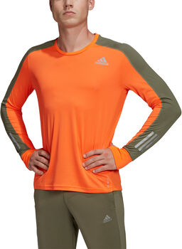 adidas Camiseta manga larga Own the Run mujer