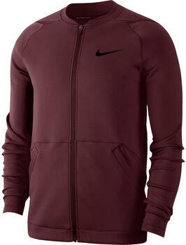 Nike ChaquetaNK FZ FLC NPC hombre Rojo